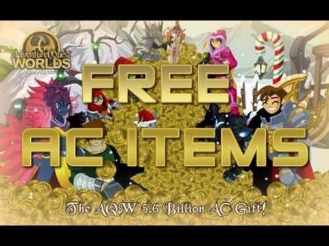 aqw how to sell ac items