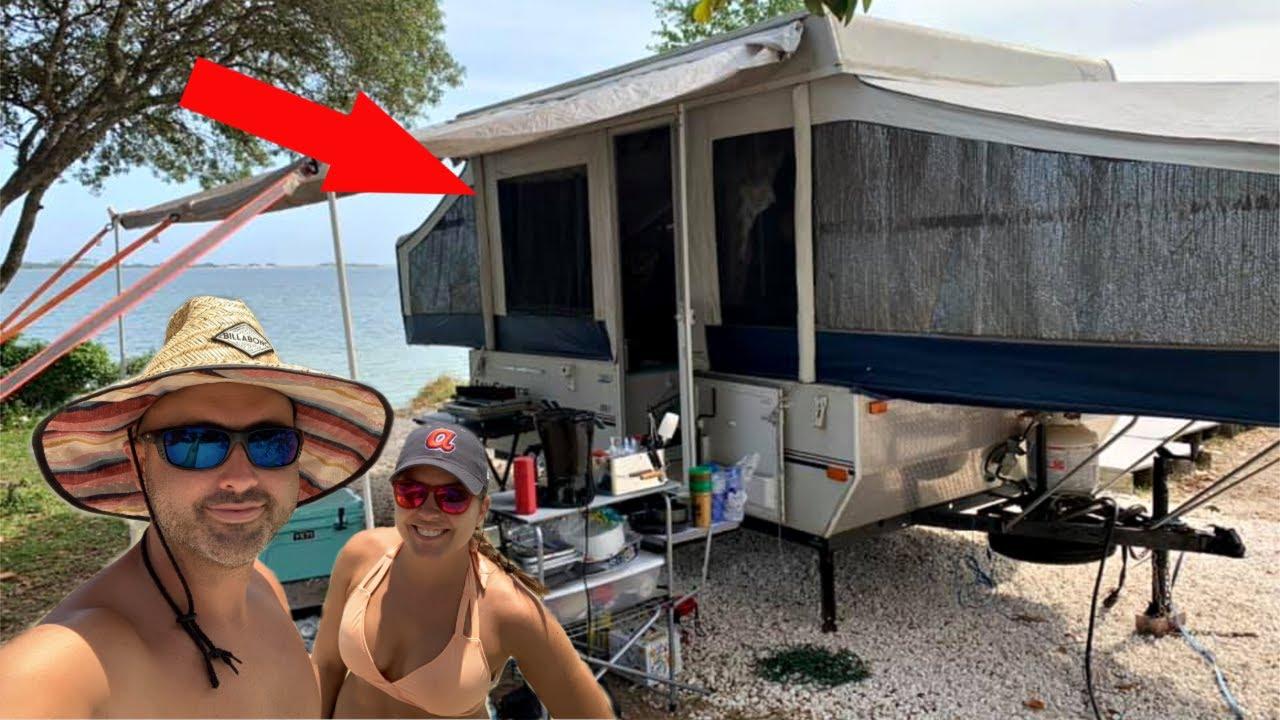 TOP Tips, Tricks and Hacks for a POP UP Camper!