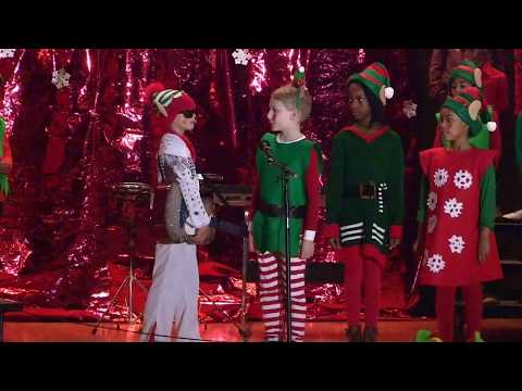"""Central Primary 2nd Grade """"Elfis and the Sleigh Riders"""""""