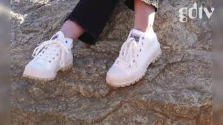 Palladium Boots Launches On Foot Campaign
