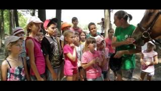 Дети в городе | Конный лагерь в Фельдман Экопарк