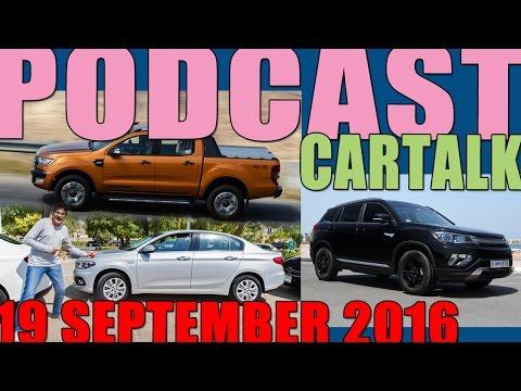 Podcast Cartalk Dubai Eye 19 September 2016