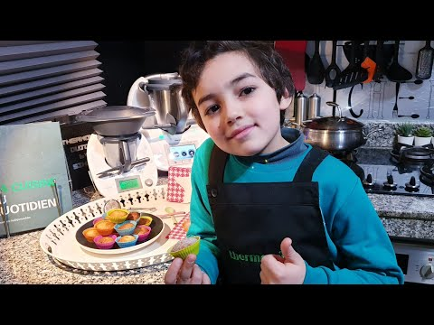 muffins-avec-thermomix-kids-🥰-by-chef-adam-👨🍳