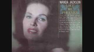 Wanda Jackson - Funny How Time Slips Away (1963)