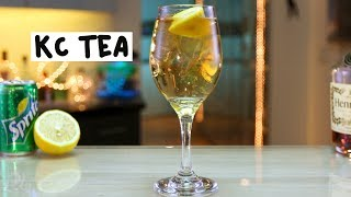 KC Tea - Tipsy Bartender