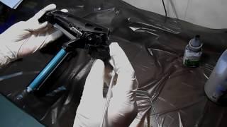 Заправка картриджа HP CF283A / Canon 737
