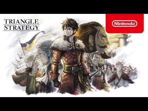 TRIANGLE STRATEGY – ¡Disponible el 04-03-2022! (Nintendo Switch)
