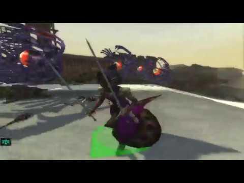 Hyrule Total War Classic Ultimate Majora Zelda Immersion Mod Test Youtube