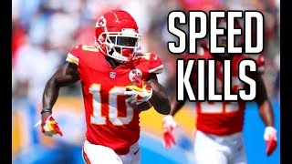 "NFL Best ""Speed Kills"" 