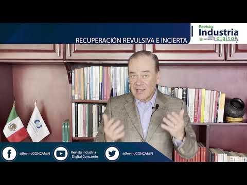 CONSULTORES INTERNACIONALES   RECUPERACIÓN REVULSIVA E INCIERTA