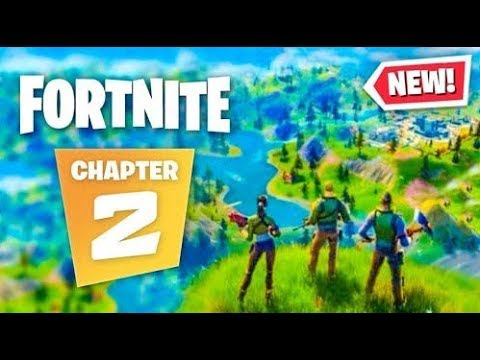 FORTNITE The End!!! To New Start CHAPTER 2: Season 1