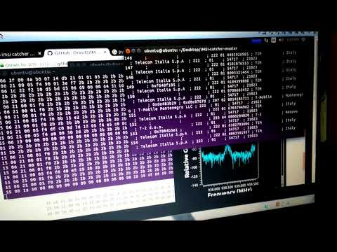 SMART INSTALL IMSI-catcher AND SNIFFING GSM TRAFFIC ON
