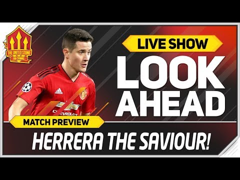 Manchester United vs Chelsea! Solskjaer Needs Herrera! Man Utd News