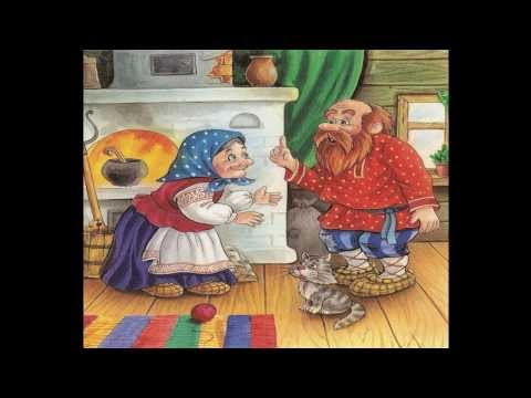 Русские сказки. Читайте онлайн сказки для детей.