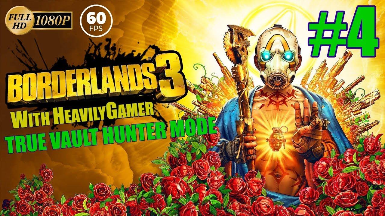 Borderlands 3 True Vault Hunter Mode  Moze  Gameplay Walkthrough  Pc  Part 4