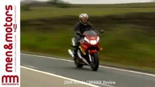 2004 Honda CBR600F Review