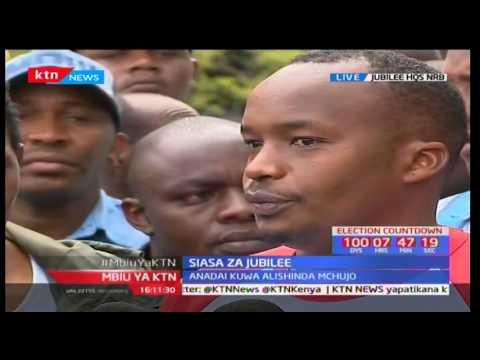 Wagombea walioshindwa wa chama cha Jubilee watishia kuhama: Mbiu ya KTN