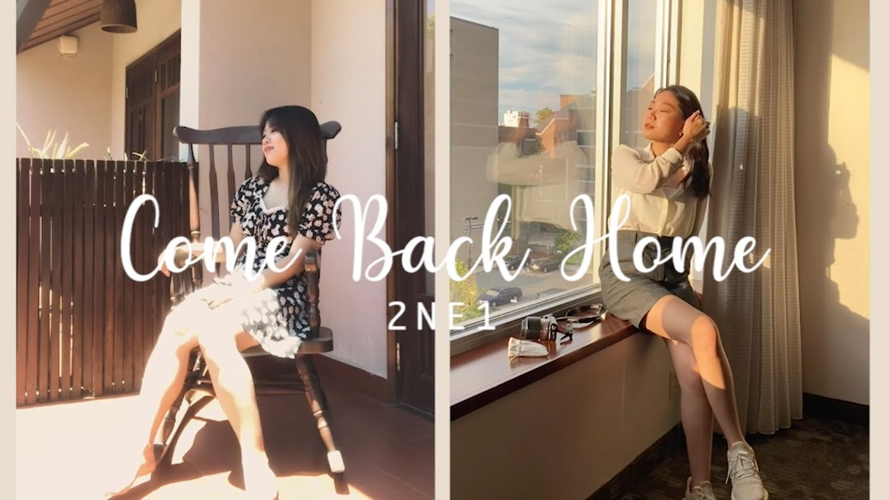 COME BACK HOME (2NE1) - Hannah Hoang ft Linh Chei (cover) #OldButGoldSound
