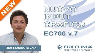 EC700v7 Nuovo Input Grafico