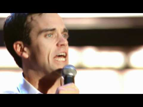 Robbie Williams - My Way [HD] Live At Royal Albert Hall, Ken