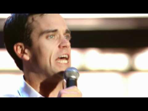Robbie Williams  My Way HD  At Royal Albert Hall, Kensington, London  2001