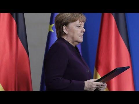 'Racism is a poison': Angela Merkel reacts to Hanau shisha bar murders
