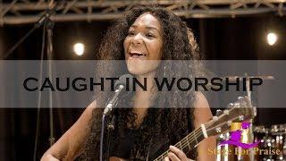 Deynah Briscoe - Holy Spirit Rise Up (Spontaneous Worship) | Caught In Worship