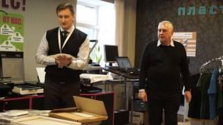 видео Сублимационная печать: особенности технологии