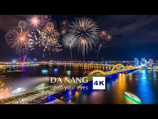 Da Nang, Vietnam By Drone (4K)