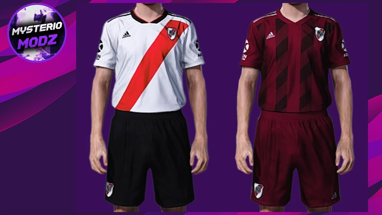 KITS RIVER PLATE PES 2020|| DOWNLOAD || BY MYSTERIO MODZ