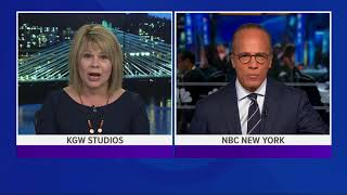 Lester Holt reflects on anchoring in Portland