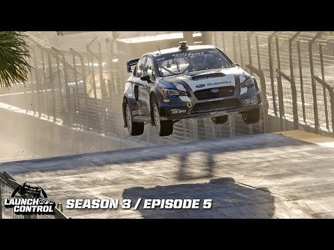 Launch Control: Showtime for Pastrana and Subaru Rally Team USA – Episode 3.5