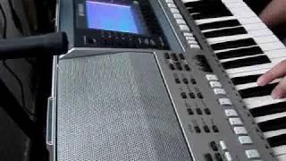 Yamaha PSR-S700-Techno Party (Demo by Krzysztof Giecewicz)