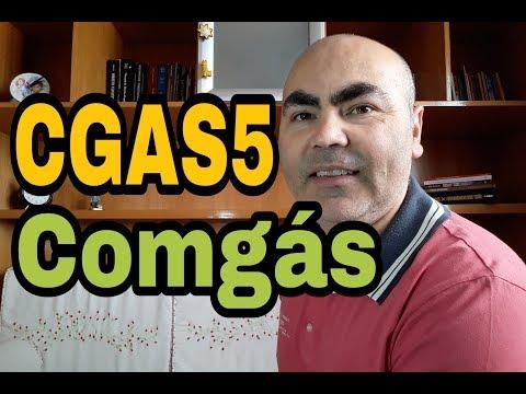CGAS5 - COMPANHIA DE GÁS DE SÃO PAULO - COMGÁS PNAS  Ações  Peterson Siqueira