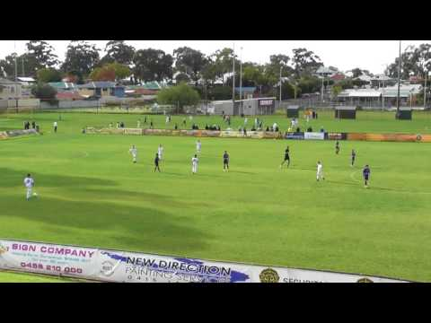 Bayswater City SC vs Perth Glory (NPL U12) First Half