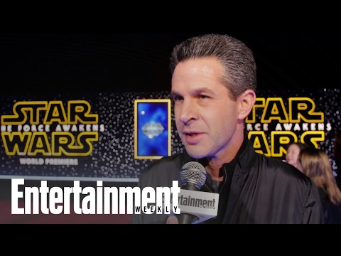 Simon Kinberg On His Mysterious Star Wars Spinoff  Entertainment Weekly