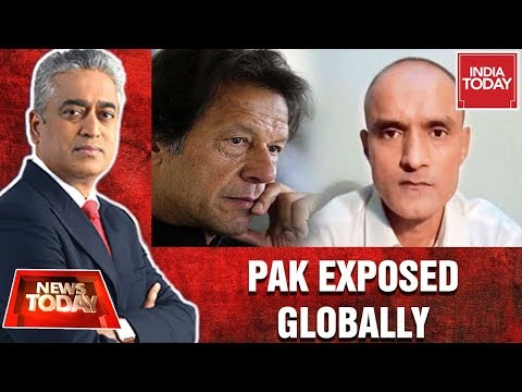 Will Pakistan Honour ICJ Verdict? | News Today With Rajdeep