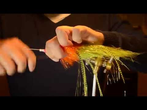 Flytying: tube fly for pike