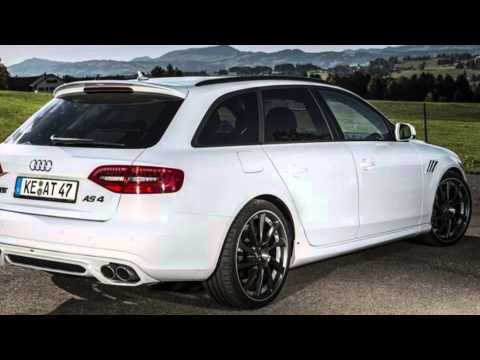 2014 Audi A4 B8 Facelift Abt Tuning V6 Tdi 380hp Youtube