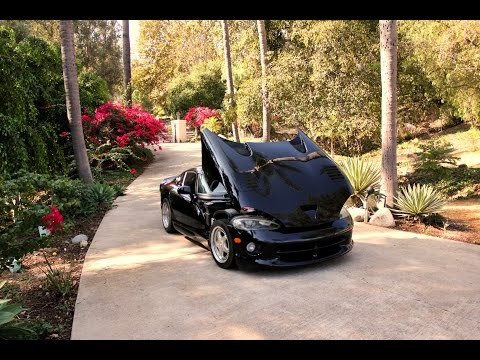 1997 Dodge Viper GTS review 🚗💨