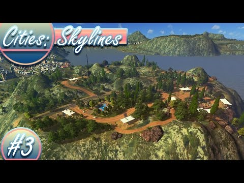 Cities Skylines :: Mountain Nature Reserve
