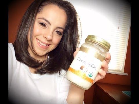 DIY: Coconut Oil Hair Treatment for Dry/Damaged Hair