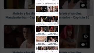 El rico y lazaro serie en español latino