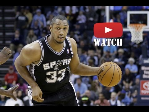 Boris Diaw Dunk Compilation