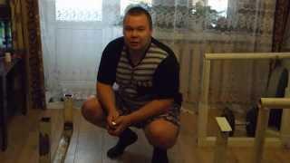 Домашние тренировки. Как сделать скамью для жима