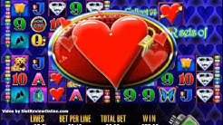 Aristocrat More Hearts Online Slot Machine Game Play