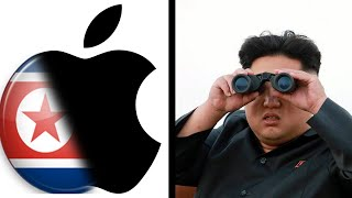 How North Korea Ripped Off Apple