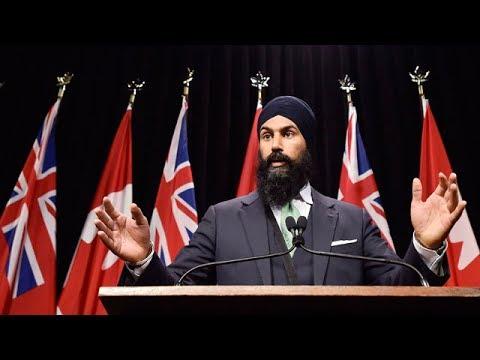 Spotlight on Jagmeet Singh at NDP leadership debate | Sunday Scrum