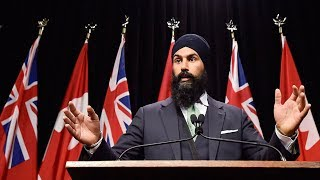 Spotlight on Jagmeet Singh at NDP leadership debate | Sunday Scrum