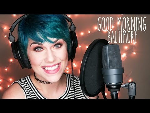Good Morning Baltimore - Hairspray (Live Cover By Brittany J Smith)